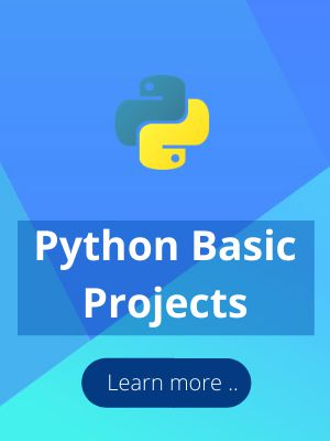python basic projects