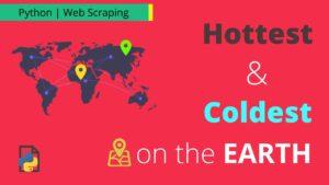 hottest_coldest_earth_python