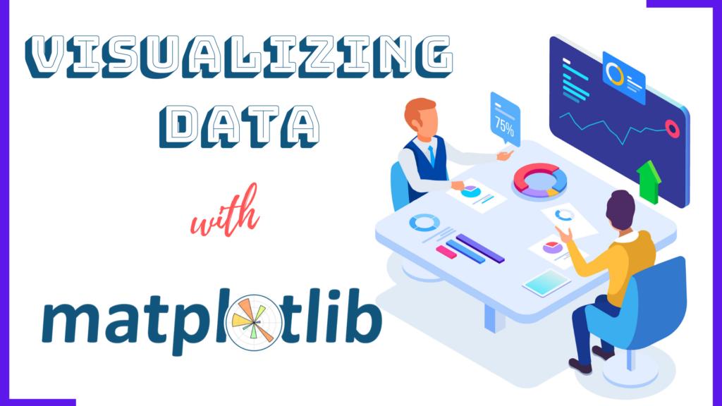 data visualization matplotlib