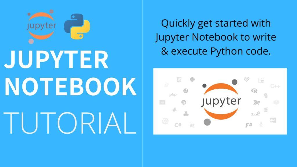 jupyter notebook for python